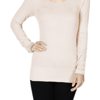 Seamless Long Sleeve Top