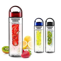 Fruitzola.. The Fruit Infuser Water Bottle with Handle.. by Good Living in Style