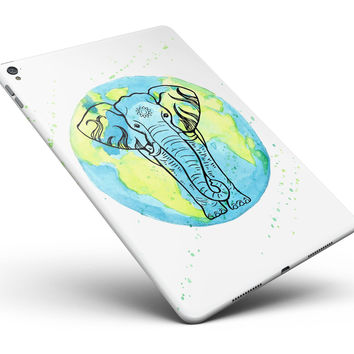 "Worldwide Sacred Elephant Full Body Skin for the iPad Pro (12.9"" or 9.7"" available)"
