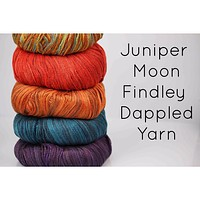 Juniper Moon Farm- Findley Dappled Yarn