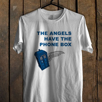 The Angels Have The Phone Box New T Shirt Mens T Shirt and Womens T Shirt *