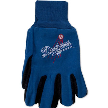 "Dodgers ""Two-Tone"" Utility Work Gloves"