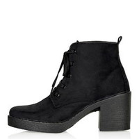 BEST Beaumont Lace-Up Boots - Black