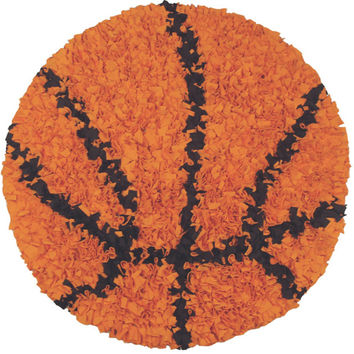 The Rug Market - Shaggy Raggy Basketball