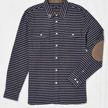 Dark Seas Pressgang Button-Down Shirt