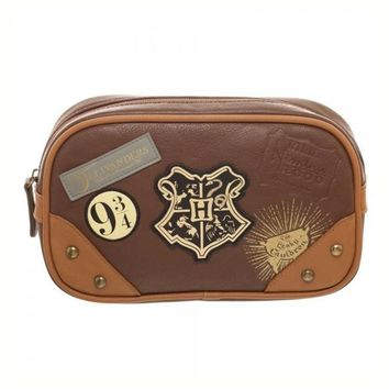 Harry Potter Hogwarts Toiletry Bag