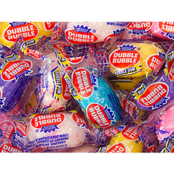 Dubble Bubble Egg Hunt Fun Gumball Packs: 35-Piece Bag