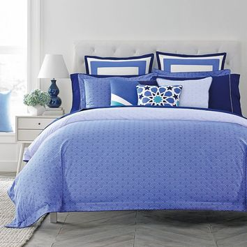 Happy Chic by Jonathan Adler Zoe 3-pc. Reversible Comforter Set (Blue)