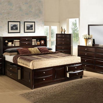 Welden 7 Pc. Queen Bedroom - Queen Bedroom Sets - Bedroom - mobile