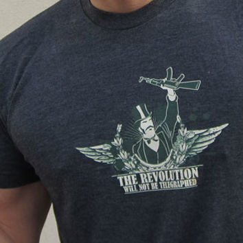 TopatoCo: The Revolution Will Not Be Telegraphed Shirt