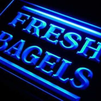 Fresh Bagels Lure Neon Sign (LED)