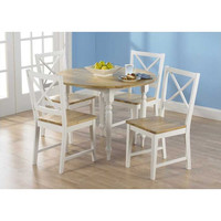 TMS Virginia 5 Piece Dining Set