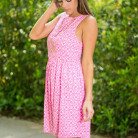 Mercy Me Dress, Bubblegum