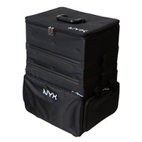 3 TIER STACKABLE MAKEUP ARTIST TRAIN CASE | NYX Cosmetics