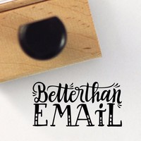 Stamp - Better than Email