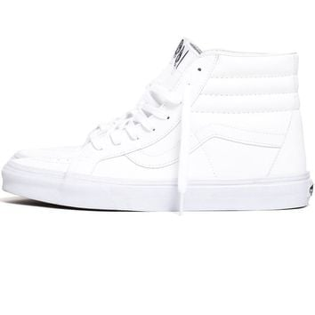 Sk8-Hi Reissue Classic Tumble Sneakers True White