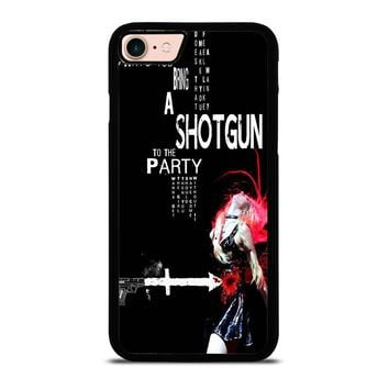 THE PRETTY RECKLESS QUOTES iPhone 8 Case Cover