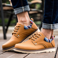 Casual Stylish Hot Deal Comfort Hot Sale On Sale England Style Fashion Men's Shoes Training Shoes Low-cut Sneakers [9462347783]