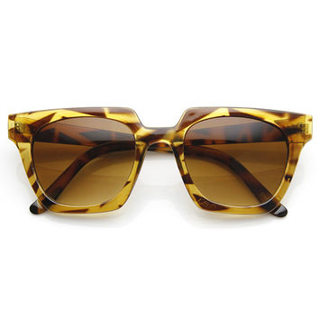 CARRIGAN WAYFARER SUNGLASSES