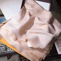 DIOR Fashion Newest Cashmere Cape Scarf Scarves Shawl Accessories