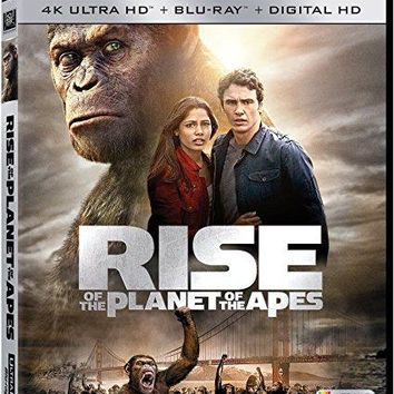 James Franco & Andy Serkis - Rise Of The Planet Of The Apes