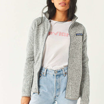 Patagonia Better Sweater Fleece Jacket | Urban Outfitters