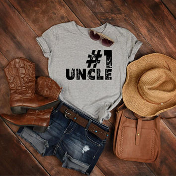 New Uncle Gift, Uncle Shirt, Funcle T-shirt, Gift for Uncle, Best Gifts, Funny Uncle Tshirt, New Uncle Shirt, 100% Cotton Mens Tee, Sweater
