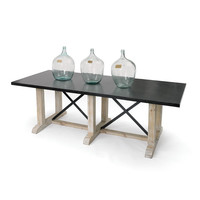 Go Home Devonshire Dining Table - 13178