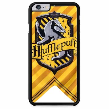 Harry Potter Hufflepuff Crest 77 iPhone 6 Plus/ 6S Plus Case