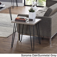 Altra Owen Retro End Table | Overstock.com Shopping - The Best Deals on Coffee, Sofa & End Tables