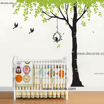 Nursery Customize Tree Stencil
