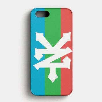 Zoo York Colors iPhone SE Case