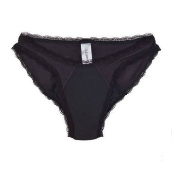 Women's Washable Incontinence Basic Hipster