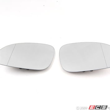 Heated Blind Spot Mirror - Set