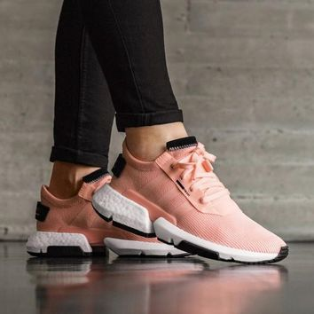 "adidas Originals POD-S3.1 Boost Running Shoes ""Pink""B37364"