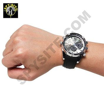 Spy Night Vision Watch Camera & DVR