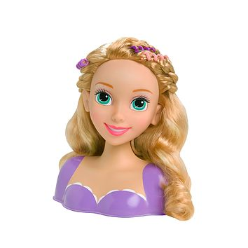 Disney Princess Hair Styling Head Doll