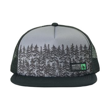 Hippy Tree Treeline Trucker Hat