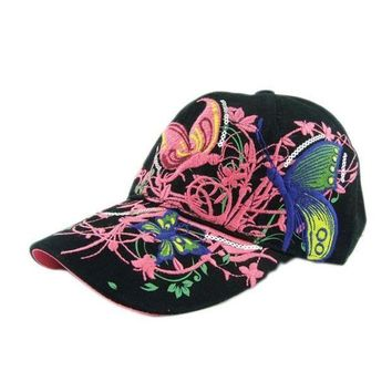 ESBG8W casquette snapback women baseball cap Embroidered Baseball Cap Lady Fashion Shopping hats high quality gorras #5