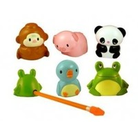 NATURE BUDDIES PENCIL SHARPENERS - SET OF 5 | AWT102X5-KK | Free Shipping on Orders +$45