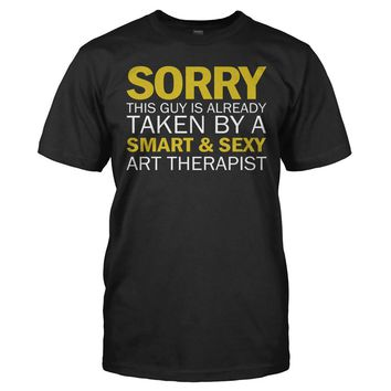 Sorry Guy Taken By Art Therapist