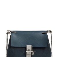 Chloé 'Drew' Suede & Leather Crossbody Bag (Nordstrom Exclusive) | Nordstrom