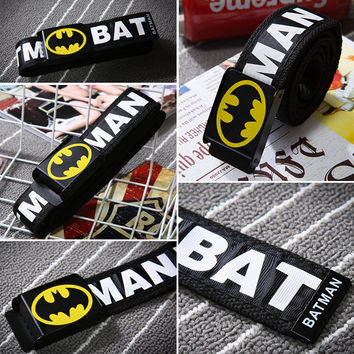 Canvas Bat Man Waistband [9436861319]