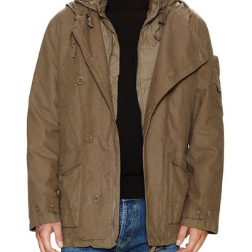 French Connection Men's Supersoft Moles Jacket - Brown -