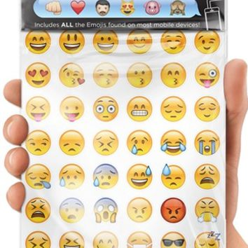 Emoji Sticker Pack Emoji Stickers (18-Pack)