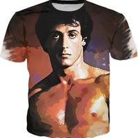 A Tribute to ROCKY BALBOA