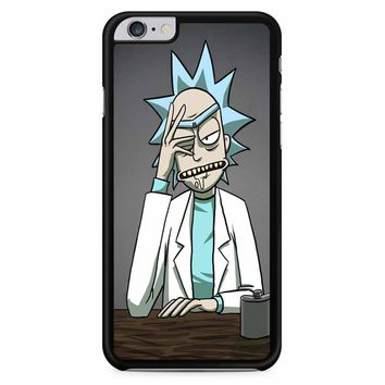 Rick And Morty Art iPhone 6 Plus / 6s Plus Case