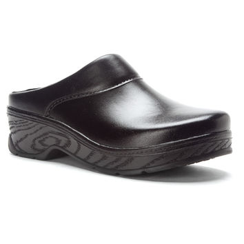 Klogs Abilene Black Clogs