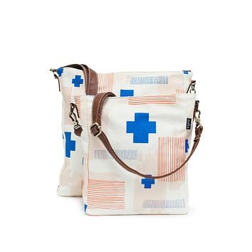 City Sling Crossbody Bag - Brick Lane