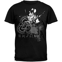 Coheed & Cambria - Keywork & Devil 2009 Tour Soft T-Shirt